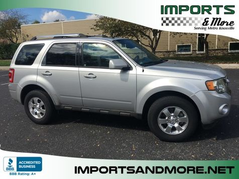 2012 Ford Escape Limited V6  in Lenoir City, TN