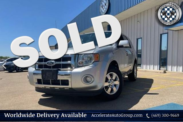 2012 Ford Escape Limited in Rowlett