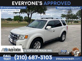 2012 Ford Escape Limited in San Antonio, TX 78237