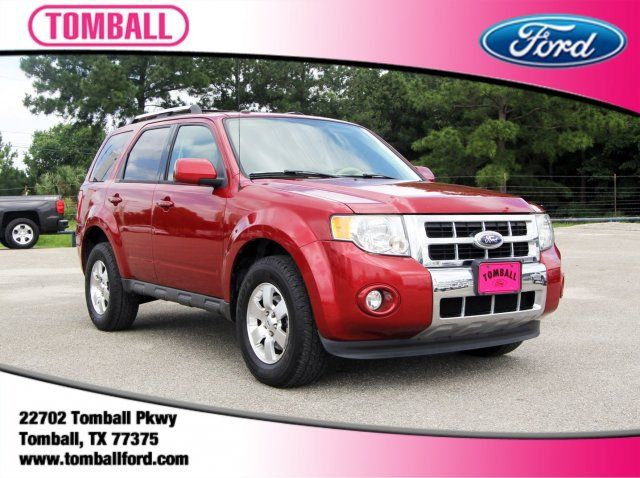 2012 Ford Escape Limited in Tomball, TX 77375