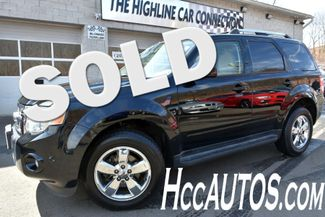 2012 Ford Escape Limited Waterbury, Connecticut