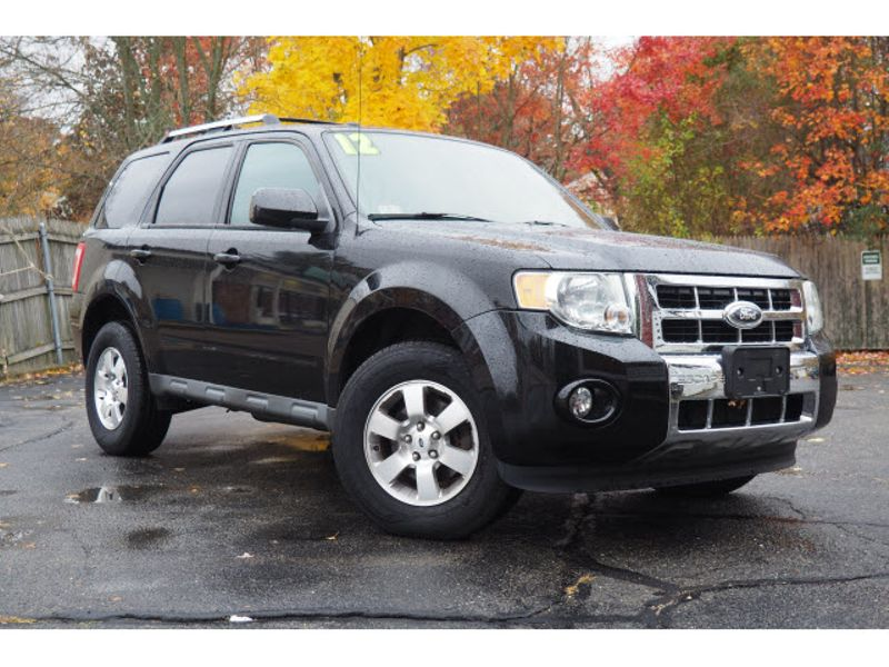 2012 Ford Escape Limited   Whitman, Massachusetts   Martin's Pre-Owned