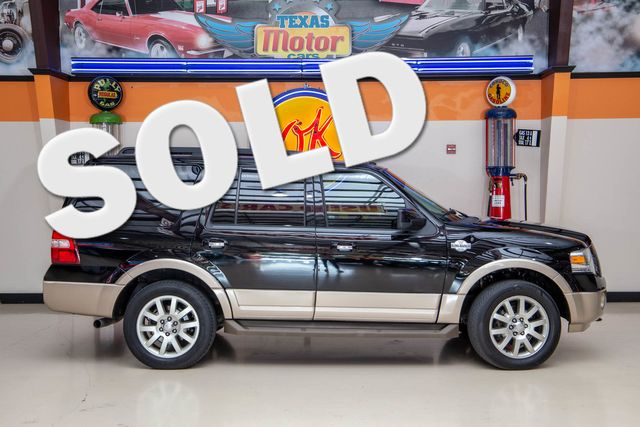 2012 Ford Expedition King Ranch 4x4