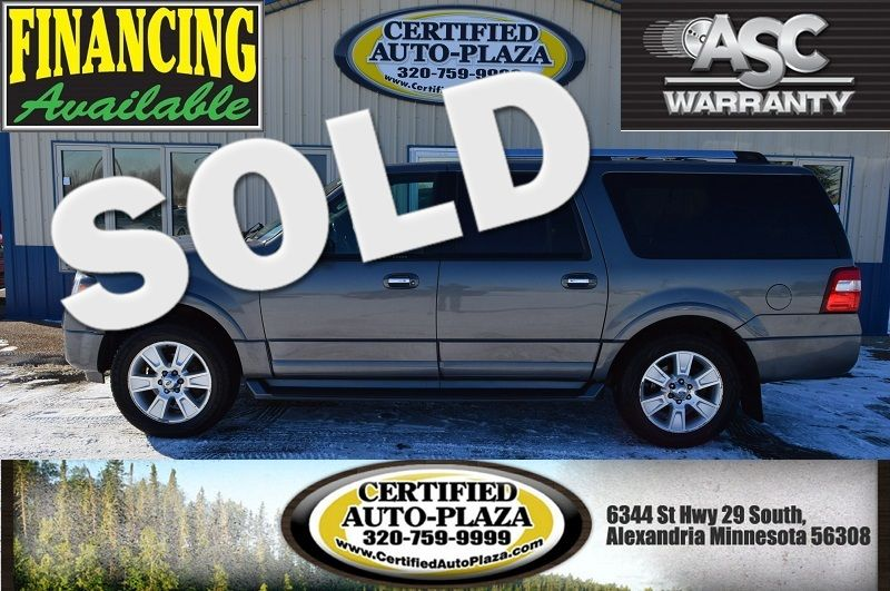 2012 Ford Expedition EL Limited in Alexandria Minnesota