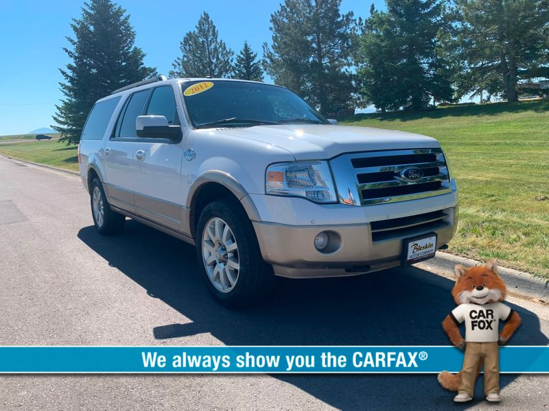 2012 Ford Expedition EL King Ranch  city MT  Bleskin Motor Company   in Great Falls, MT
