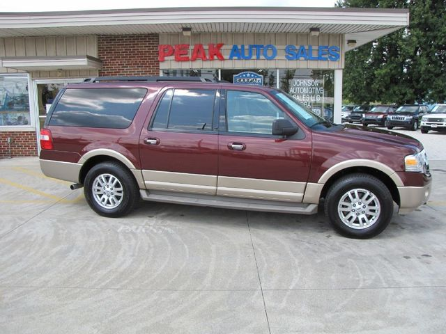2012 Ford Expedition EL XLT 4WD DVD