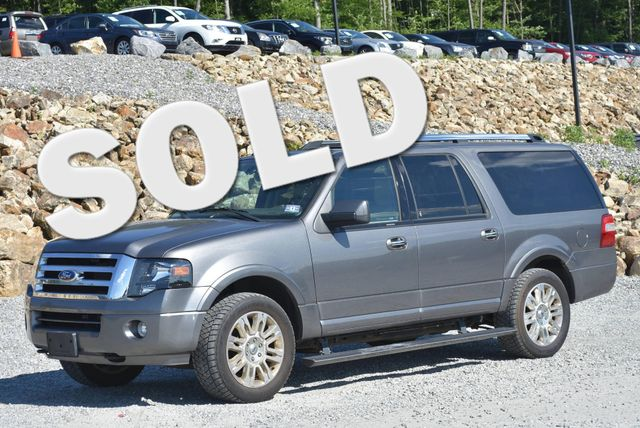 2012 Ford Expedition EL Limited Naugatuck, Connecticut