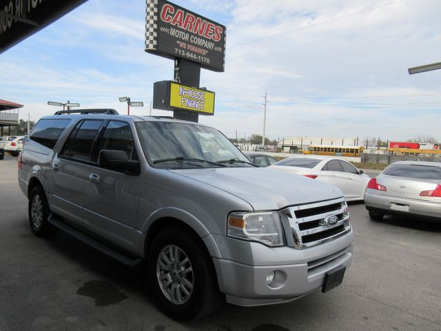 2012 Ford Expedition EL XLT south houston, TX 4