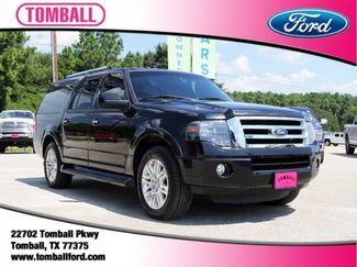 2012 Ford Expedition EL Limited in Tomball, TX 77375