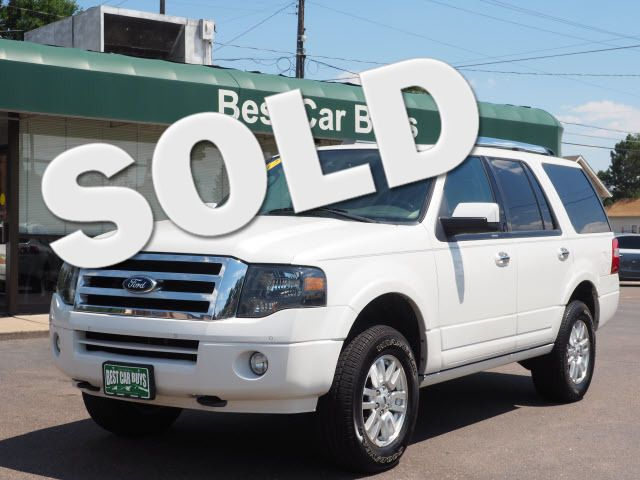 2012 Ford Expedition Limited Englewood, CO