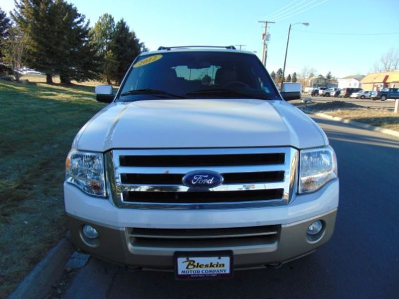2012 Ford Expedition King Ranch  city MT  Bleskin Motor Company   in Great Falls, MT