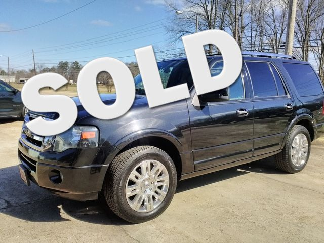 2012 Ford Expedition Limited Houston, Mississippi