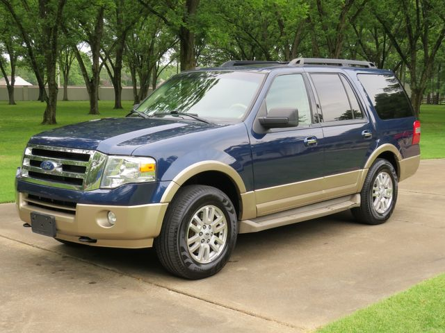 2012 Ford Expedition XLT 8 Passenger 4WD