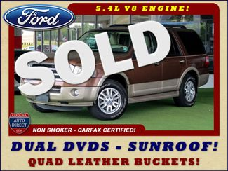 2012 Ford Expedition XLT PREMIUM EDITION RWD - DUAL DVDS - SUNROOF! Mooresville , NC