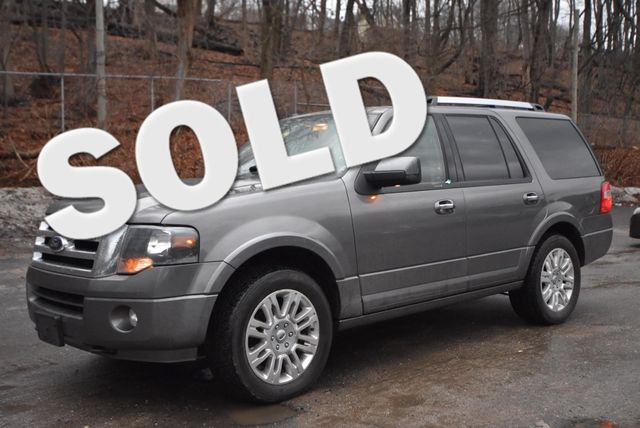 2012 Ford Expedition Limited Naugatuck, Connecticut