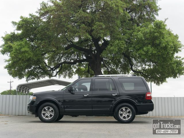 2012 Ford Expedition Limited 5.4L V8