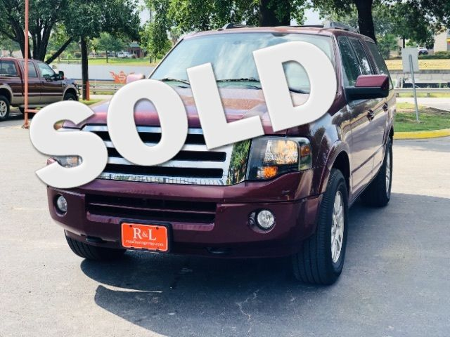 2012 Ford Expedition Limited in San Antonio, TX 78233