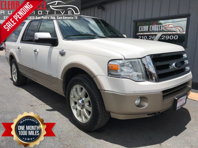 2012 Ford Expedition King Ranch in San Antonio, TX 78212