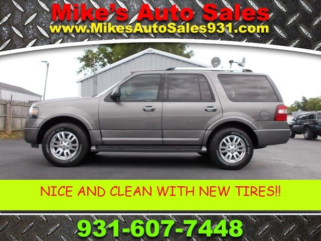 2012 Ford Expedition Limited Shelbyville, TN