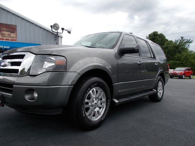 2012 Ford Expedition Limited Shelbyville, TN 5