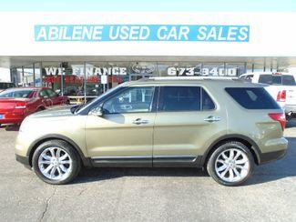 2012 Ford Explorer XLT  Abilene TX  Abilene Used Car Sales  in Abilene, TX