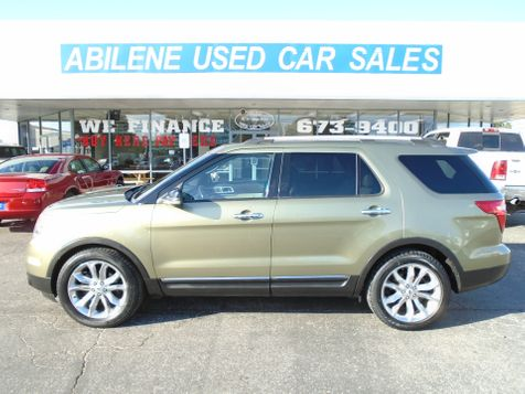 2012 Ford Explorer XLT in Abilene, TX