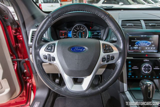 2012 Ford Explorer Limited 4X4 in Addison Texas, 75001