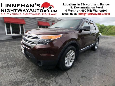 2012 Ford Explorer XLT in Bangor