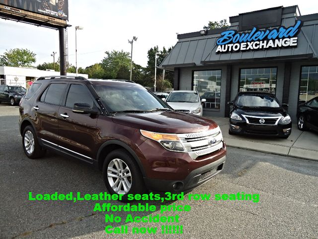 2012 Ford Explorer XLT Charlotte, North Carolina