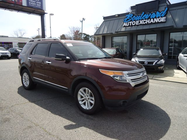 2012 Ford Explorer XLT in Charlotte, North Carolina 28212