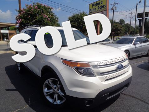 2012 Ford Explorer Limited in Charlotte, NC