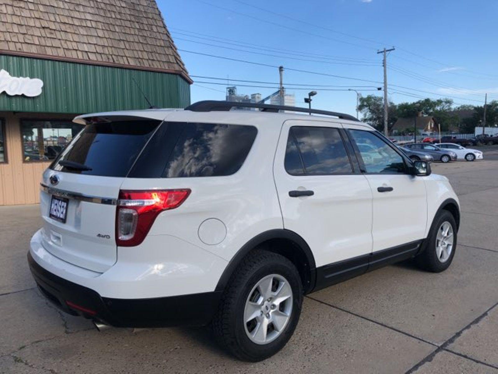 2012 Ford Explorer City Nd Heiser Motors Sport In Dickinson