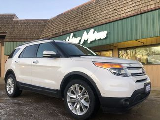 2012 Ford Explorer Limited  city ND  Heiser Motors  in Dickinson, ND