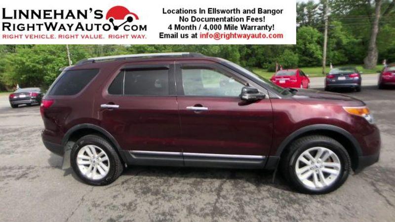 2012 Ford Explorer XLT  in Bangor, ME