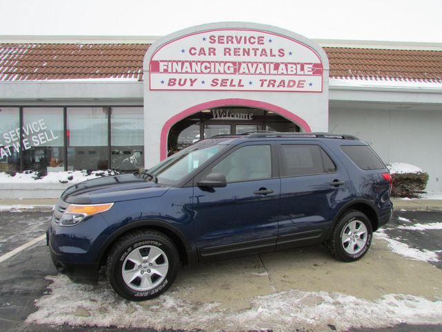 2012 Ford Explorer 4WD