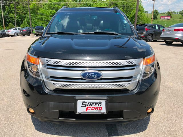 2012 Ford Explorer XLT in Gower Missouri, 64454