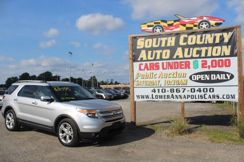 2012 Ford Explorer Limited in Harwood, MD