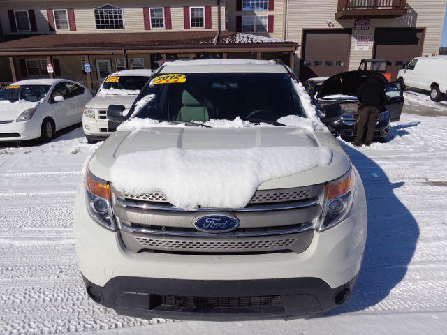 2012 Ford Explorer Base Hoosick Falls, New York 1