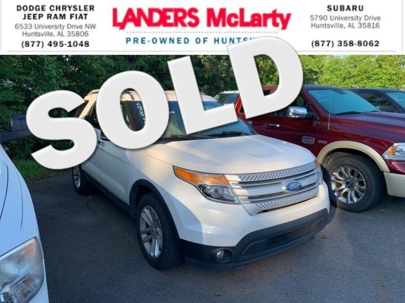 2012 Ford Explorer XLT | Huntsville, Alabama | Landers Mclarty DCJ & Subaru in Huntsville Alabama