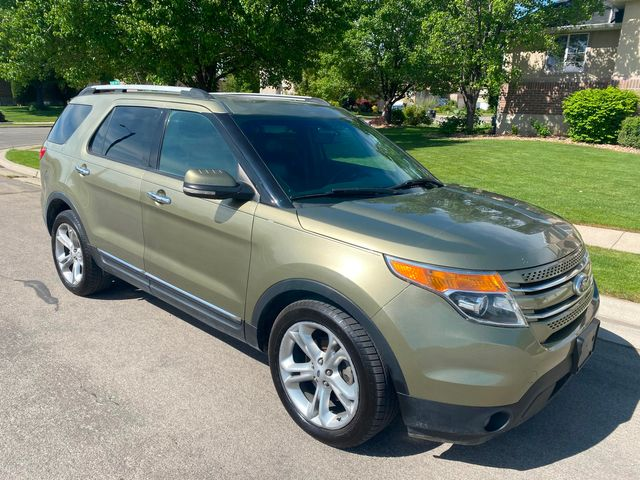 2012 Ford Explorer Limited in Kaysville, UT 84037