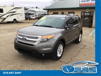 2012 Ford Explorer XLT 4WD in Lapeer, MI 48446