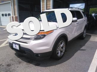 2012 Ford Explorer Limited Madison, NC