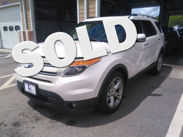 2012 Ford Explorer Limited Madison, NC 0