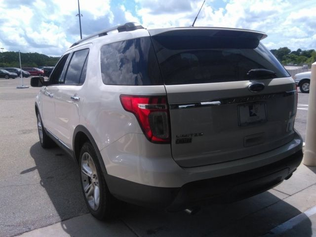 2012 Ford Explorer Limited Madison, NC 1