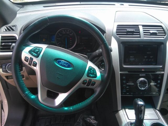 2012 Ford Explorer Limited Madison, NC 3