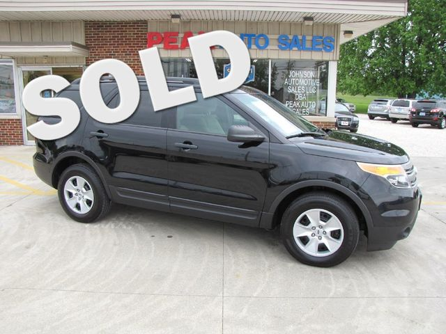 2012 Ford Explorer Base in Medina, OHIO 44256