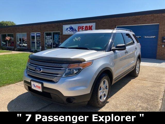 2012 Ford Explorer Base