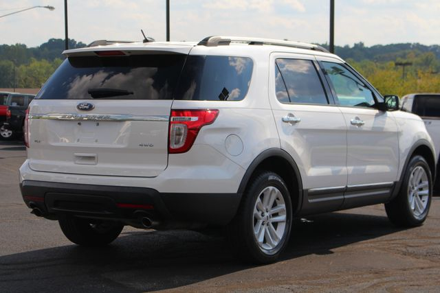2012 Ford Explorer XLT 4x4 - LEATHER INTERIOR - SYNC W/ BLUETOOTH! Mooresville , NC 21