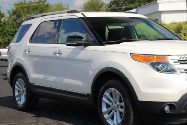 2012 Ford Explorer XLT 4x4 - LEATHER INTERIOR - SYNC W/ BLUETOOTH! Mooresville , NC 23