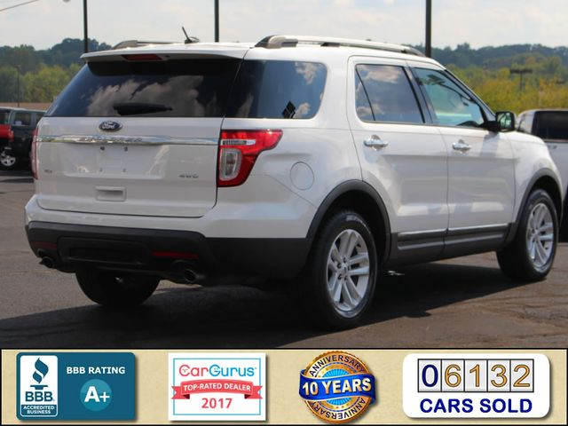 2012 Ford Explorer XLT 4x4 - LEATHER INTERIOR - SYNC W/ BLUETOOTH! Mooresville , NC 2